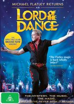 Michael Flatley Returns as Lord of the Dance - Michael Flatley