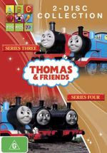 Thomas & Friends : Series 3 / Series 4