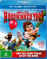Hoodwinked Too! (3D Blu-Ray/Digital Copy) - Hayden Panettiere