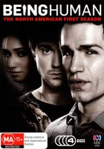 Being Human (US) : Season 1 - Sam Witwer