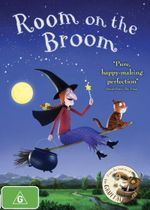 Room on the Broom - Rob Brydon