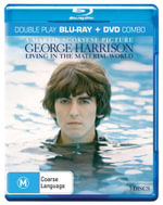 George Harrison : Living in the Material World (BD/DVD) - George Harrison