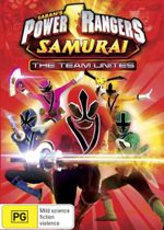Power Rangers Samurai : Volume 1 - The Team Unites