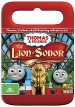 Thomas & Friends : Lion of Sodor