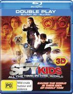 Spy Kids 4 (3D Blu-ray/Blu-ray) - Daryl Saba