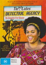 The No. 1 Ladies' Detective Agency : Series 1 - Thabo Malema