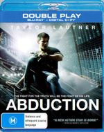 Abduction (Blu-ray/Digital Copy) - Jake Andolina