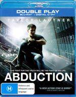 Abduction (Blu-ray/Digital Copy) - Jake Andolina