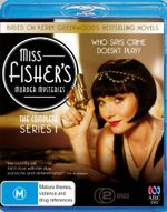 Miss Fisher's Murder Mysteries : Series 1 - Hugo Johnstone-Burt
