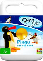 Pingu : Pingu and the Band - David Sant