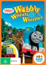 Thomas & Friends : Wobbly Wheels and Whistles - Michael Angelis