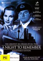 A Night to Remember - Michael Goodliffe
