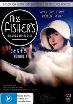 Miss Fisher's Murder Mysteries : Series 1 - Volume 1 - Anthony Sharpe