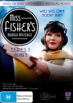 Miss Fisher's Murder Mysteries : Series 1 - Part 2 - Nathan Page
