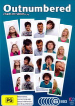 Outnumbered : Series 1-4 - Tyger Drew-Honey