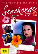 Seachange : Series 1 - 3 - Kerry Armstrong