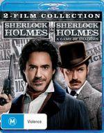 Sherlock Holmes / Sherlock Holmes : A Game of Shadows - Robert Downey Jr