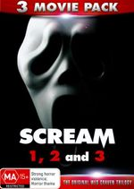 Scream / Scream 2 / Scream 3 - David Arquette