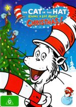The Cat in the Hat Knows Alot About Christmas : Xmas Special - Jacob Ewaniuk