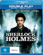Sherlock Holmes (Blu-ray/Digital Copy) - Robert Downey Jr
