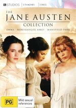 Emma (1996) / Mansfield Park (2007) / Northanger Abbey (2007) (Jane Austen Collection) - Kate Beckinsale