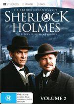 Sherlock Holmes : Volume 2 - Jeremy Brett