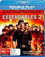 The Expendables 2 (Blu-ray/Digital Copy) - Sylvester Stallone