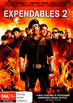 The Expendables 2 - Sylvester Stallone