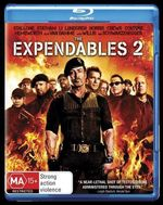 The Expendables 2 (Blu-ray) - Sylvester Stallone