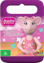 Angelina Ballerina : Tummy Butterflies - Jonell Elliott