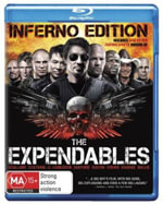 The Expendables (Inferno Edition) (Blu-ray/Digital Copy) (Do not activate until duplicate sku out of stock) - Steve Austin