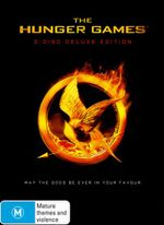 The Hunger Games (3 Disc Deluxe Edition) - Jennifer Lawrence