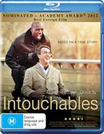 The Intouchables (Blu-ray + Digital Copy) (2 Discs) - Omar Sy