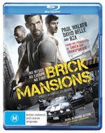 Brick Mansions - David Belle