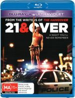 21 and Over (Blu-ray/UV) - Miles Teller