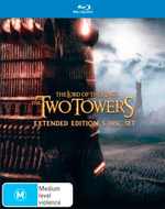 The Lord of the Rings : The Two Towers (Extended Edition) (5 Discs) - Orlando Bloom