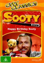 Sooty : Happy Birthday Sooty - Rod Burton