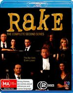 Rake : Season 2 (2 Discs) - Adrienne Pickering