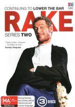 Rake : Series 2 (3 Discs) - Adrienne Pickering