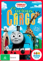Thomas & Friends : Curious Cargo - Jules Dejongh