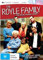 The Royle Family : The Special Episodes - Volume 1 (2 Discs) - Ralf Little