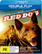 Red Dog (Blu-ray + Digital Copy) - Josh Lucas