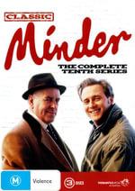 Minder : Series 10 (3 Discs) - George Cole