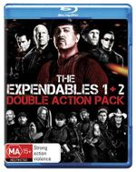 Expendables : 1 and 2 (Double Action Pack) (2 Discs) - Jean Claude Van Damme