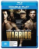 Warrior  : Blu-ray/Digital Copy 2 Discs - Tom Hardy
