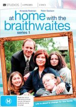 At Home With The Braithwaites : Series 1 (2 Discs) - Peter Davidson