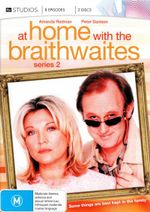 At Home With The Braithwaites : Series 2 (2 Discs) - Peter Davidson
