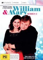 William and Mary : Series 1 (2 Discs) - Michael Begley