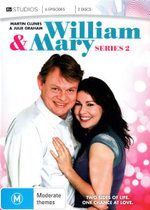 William and Mary : Series 2 (2 Discs) - Michael Begley