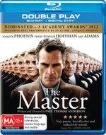 The Master (Blu-ray + Digital Copy) (2 Discs) - Amy Adams